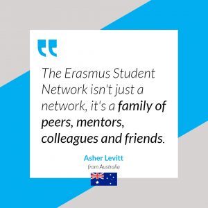 ESN Intro days student review