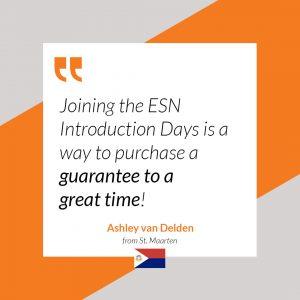 Students reviews ESN Introdays