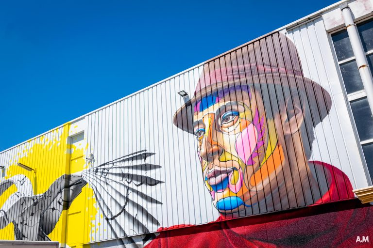 15 Impressive Street Art in Rotterdam You Should Check Out