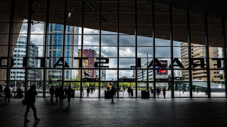 The Internationals of Rotterdam