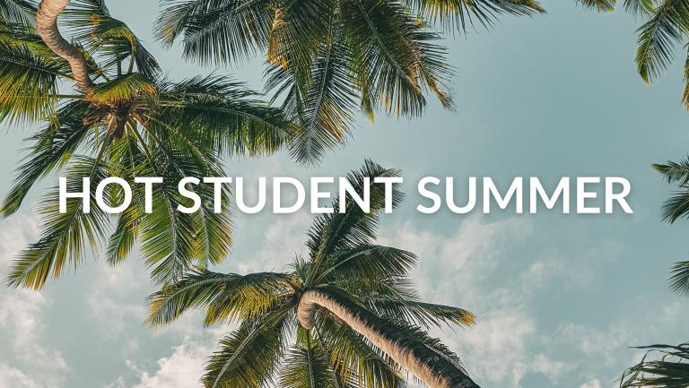 Hot Student Summer 2021